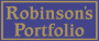 Robinsons Portfolio, Bury St Edmunds logo