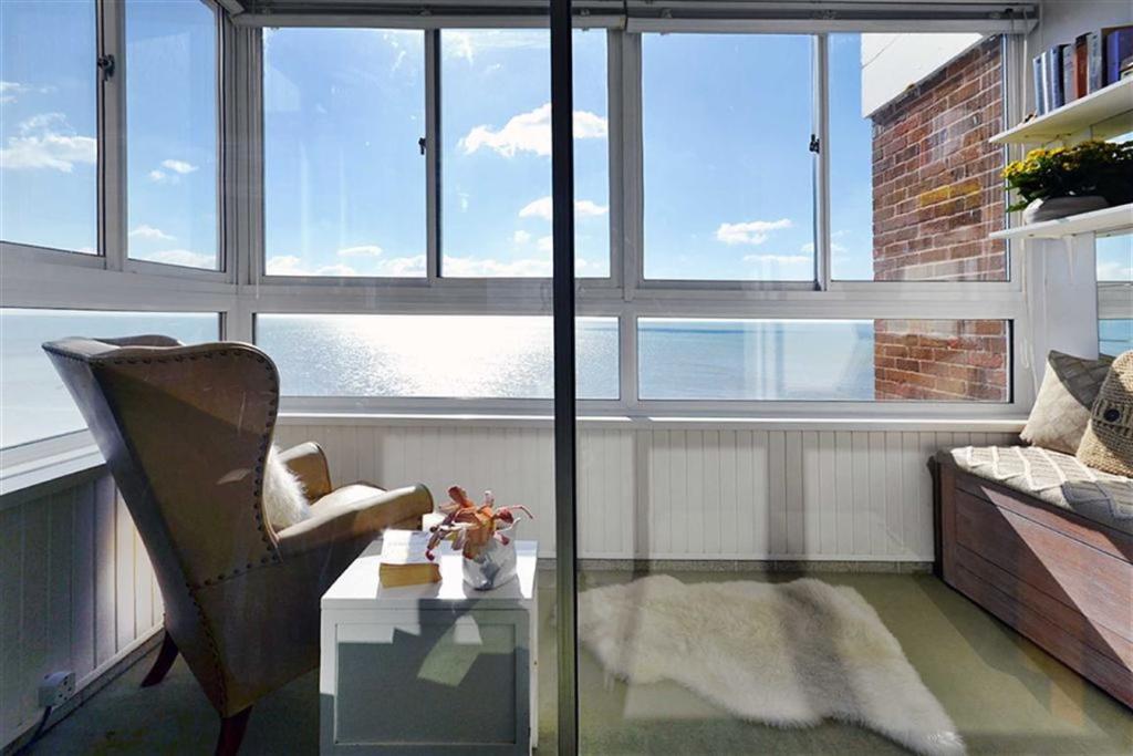 Enclosed Sun Balcony