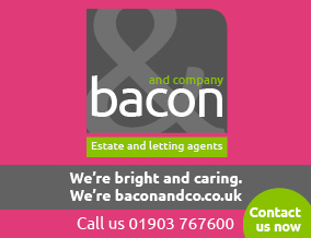 Get brand editions for Bacon & Company, Station Parade- Lancing