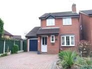 3 bedroom Detached house in Knights Court, Stretton