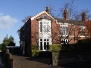 semi detached house in Ashby Road, Burton