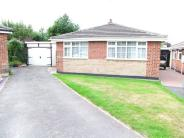 Detached Bungalow in Lancaster Drive, Tutbury