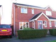 3 bed semi detached home for sale in Sedgefield Road, Branston