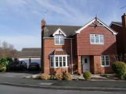 4 bed Detached property for sale in Kingsmead, Stretton