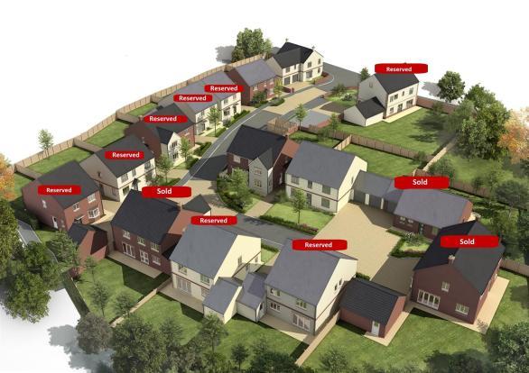 Site Plan- Donington