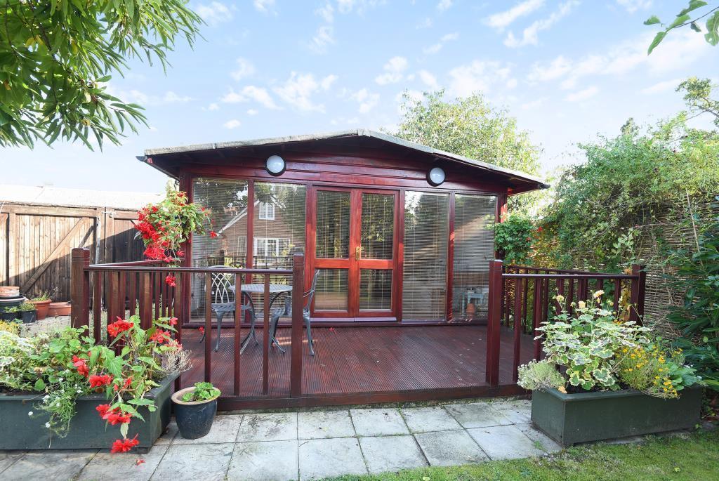 Summer house and sauna