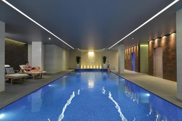 Swimming Pool CGI