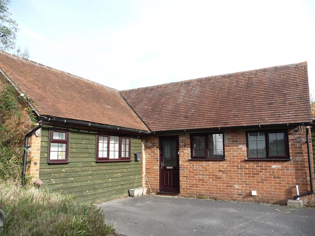 The Coach House Fron