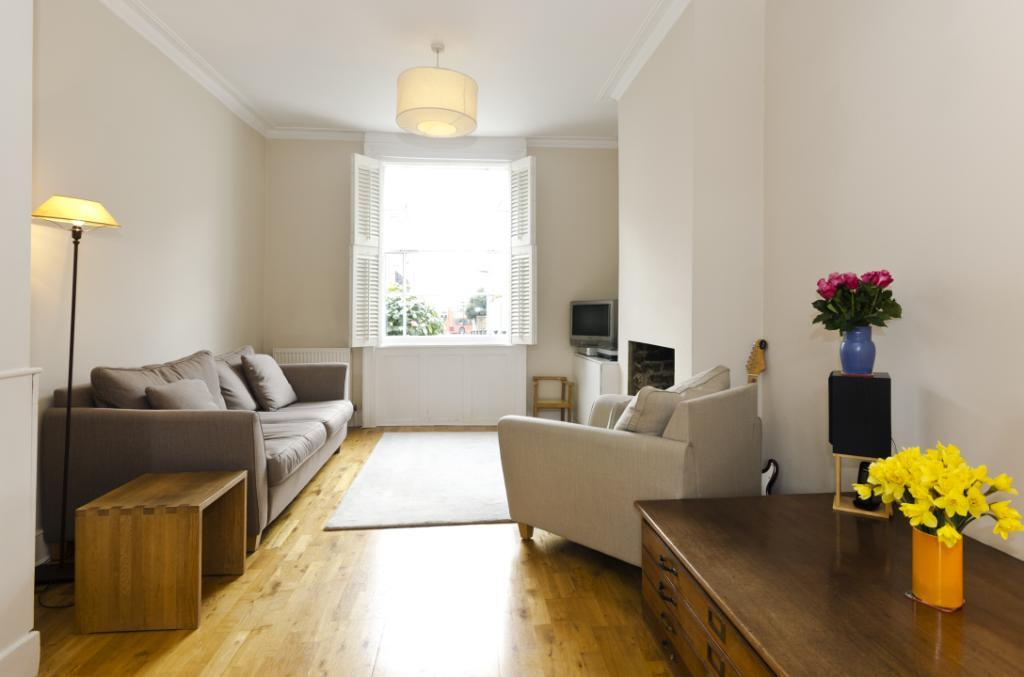 2 bedroom terraced house for sale in Leverton Street, Kentish Town ...