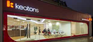 Keatons, Kentish Townbranch details