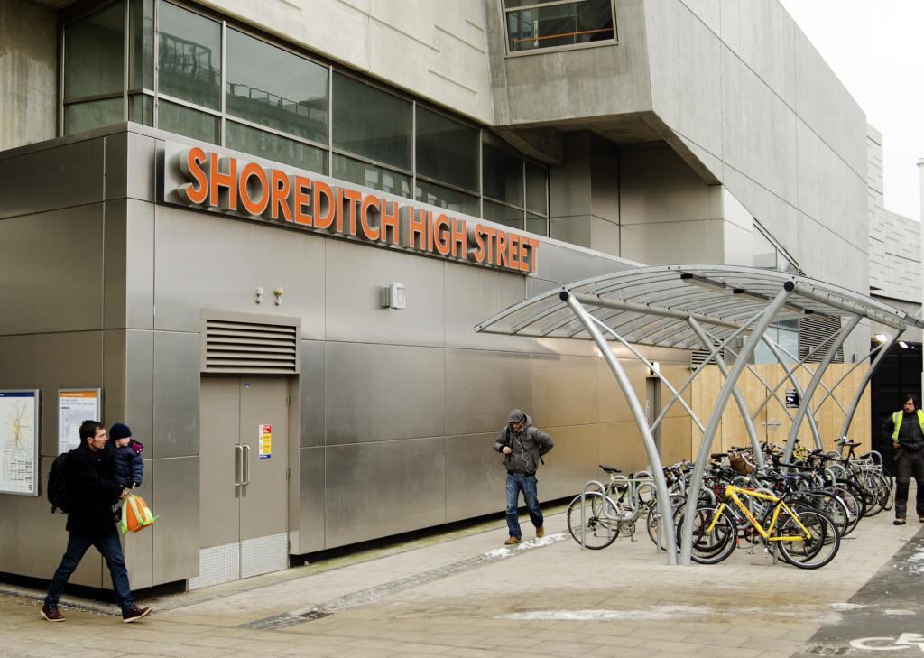 Overground Station