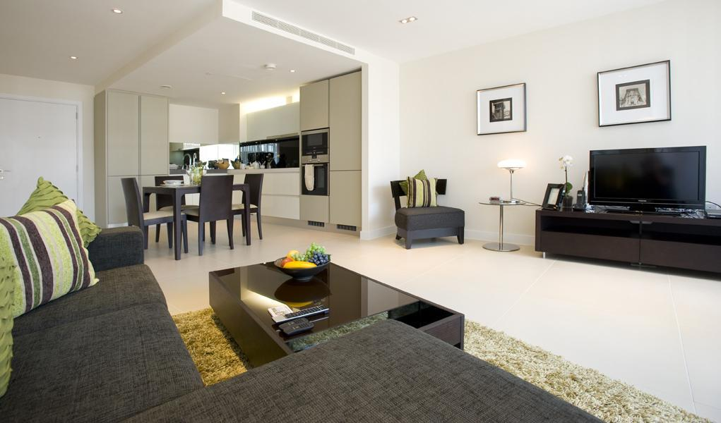 2 bedroom flat to rent in Bezier Apartments, 91 City Road, London ...