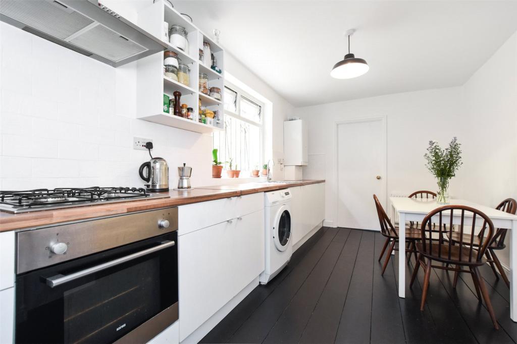Kitchen/Diner View 2