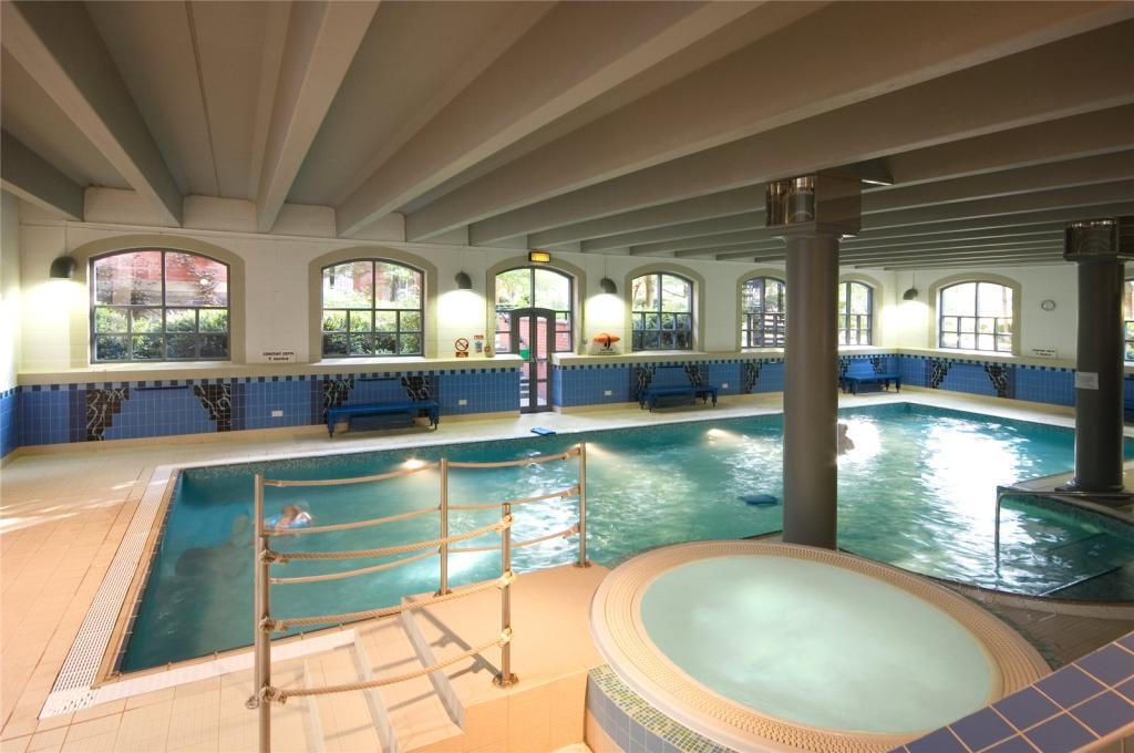 Communal Pool View2