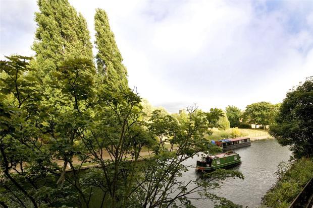 Regents Canal.