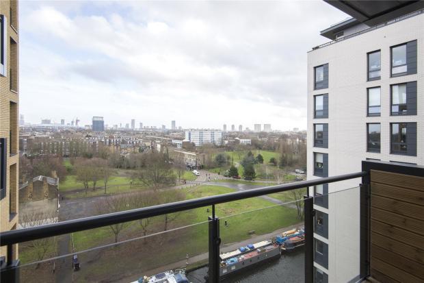 Balcony One.