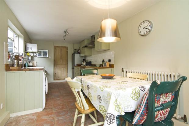 Kitchen/Diner View 3