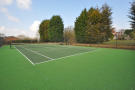 Floodlit Tennis C...