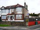semi detached house in HALE END ROAD IG8