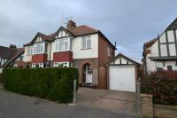 Brook Barn Way semi detached house for sale