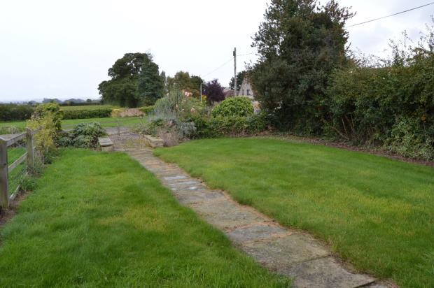 Front garden/outlook