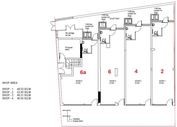 Shop Floor Plans
