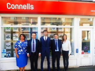 Connells, Kent New Homesbranch details