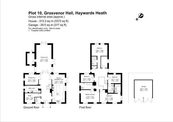 Plot 10 Floorplan