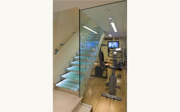 Stairs/Gym