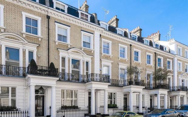 4 bedroom house for sale in neville street south for 15 selwood terrace south kensington london sw7 3qg