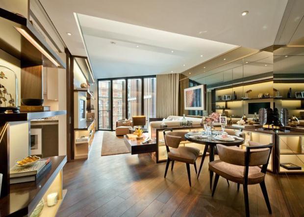1 Bedroom Flat To Rent In One Hyde Park 100 Knightsbridge London SW1X 7LJ