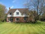 5 bed Detached house for sale in Well Road, Crondall...