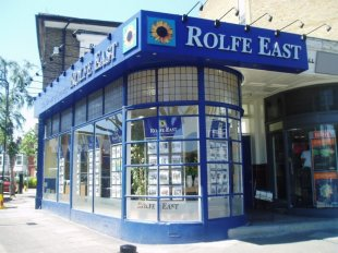Rolfe East, Ealing - New Homesbranch details