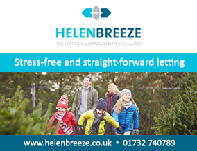 Get brand editions for Helen Breeze Property Management, Sevenoaks