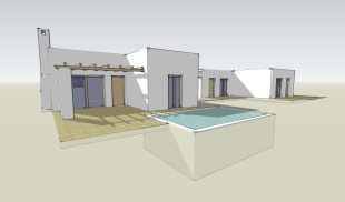 3 bedroom Bungalow for sale in Crete, Rethymnon, Asteri