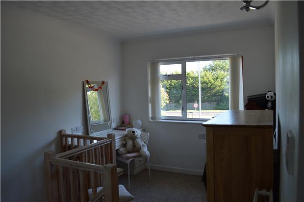 bedroom in annexe