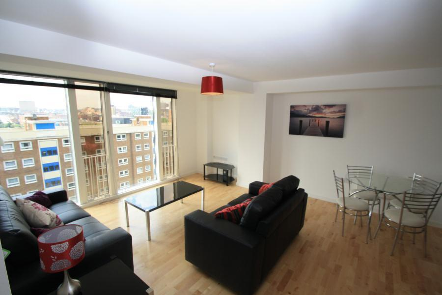2 Bedroom Apartment To Rent In Saxton The Avenue Richmond Hill Leeds Parking Available At