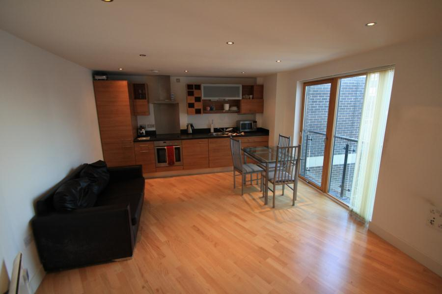 1 Bedroom Apartment To Rent In Clarence House The Boulevard Leeds Parking Available At Extra