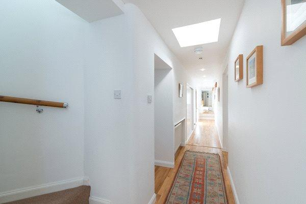 Dykehead Hallway
