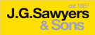 J.G Sawyers & Sons, WHITLEY BAY logo