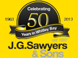 J.G Sawyers & Sons, WHITLEY BAY