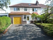 Haunch Lane semi detached property for sale