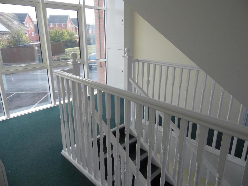 Communal Stairs/Land