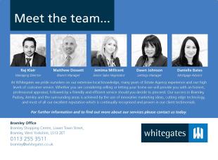 Whitegates, Bramleybranch details