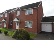 3 bed Detached house to rent in Eliot Way...