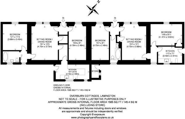 Floorplan For 1 & 2