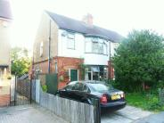 Wardown Crescent semi detached house for sale