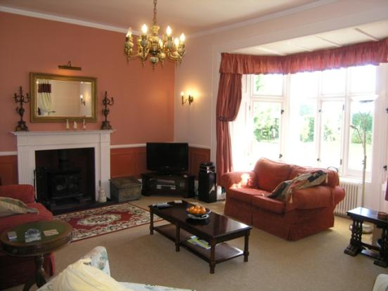 Main sitting room