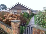 Detached Bungalow for sale in Frampton Way, Bembridge...