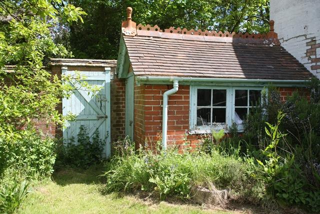 6 bedroom detached house for sale in high street for Victorian garden shed designs